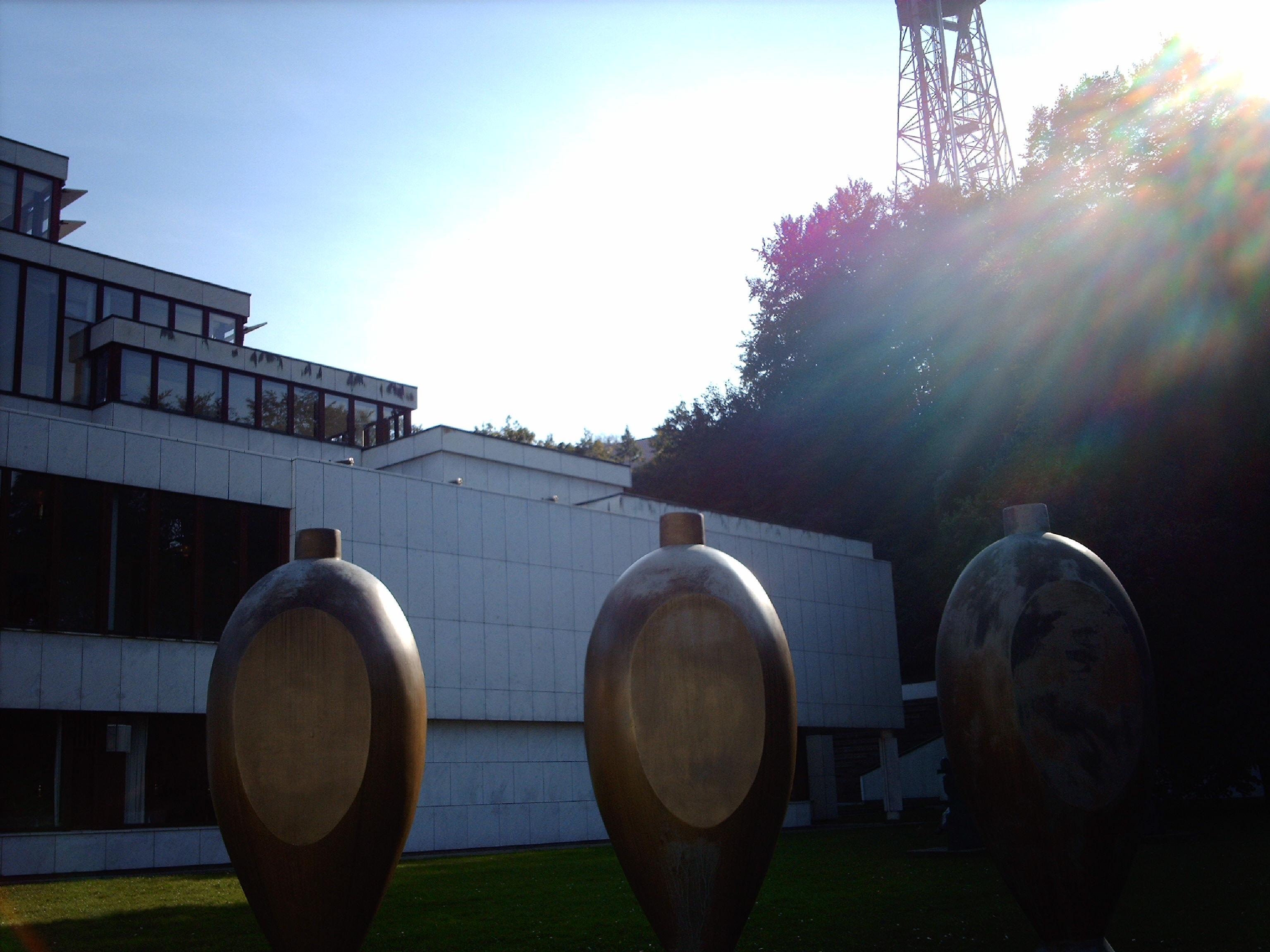 parque de esculturas